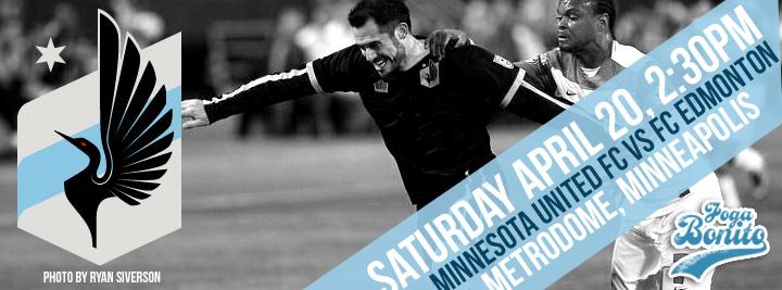 Minnesota United FC Joga Bonito